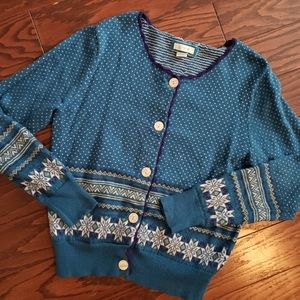 Aerie Button up Cardigan Size small